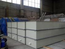 Химически стойкие емкости для кислот 5м3